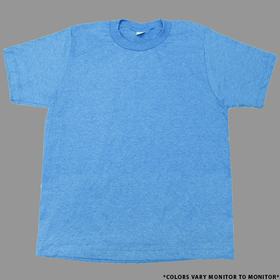 Toddler Turquoise Heather